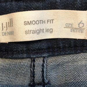 J. Jill Jeans - Straight leg Jeans